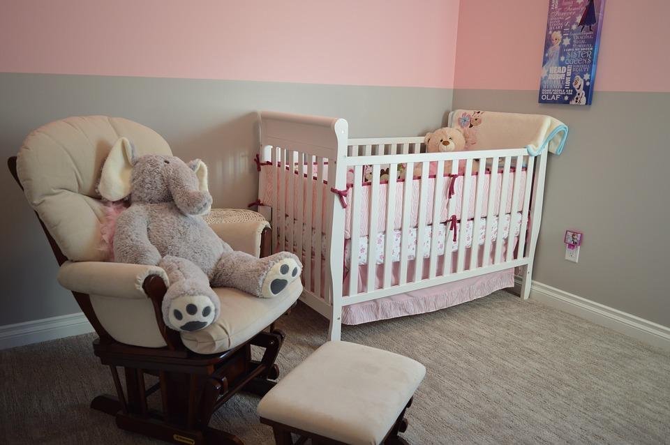 pokój dziecięcy - łóżko i pościel
