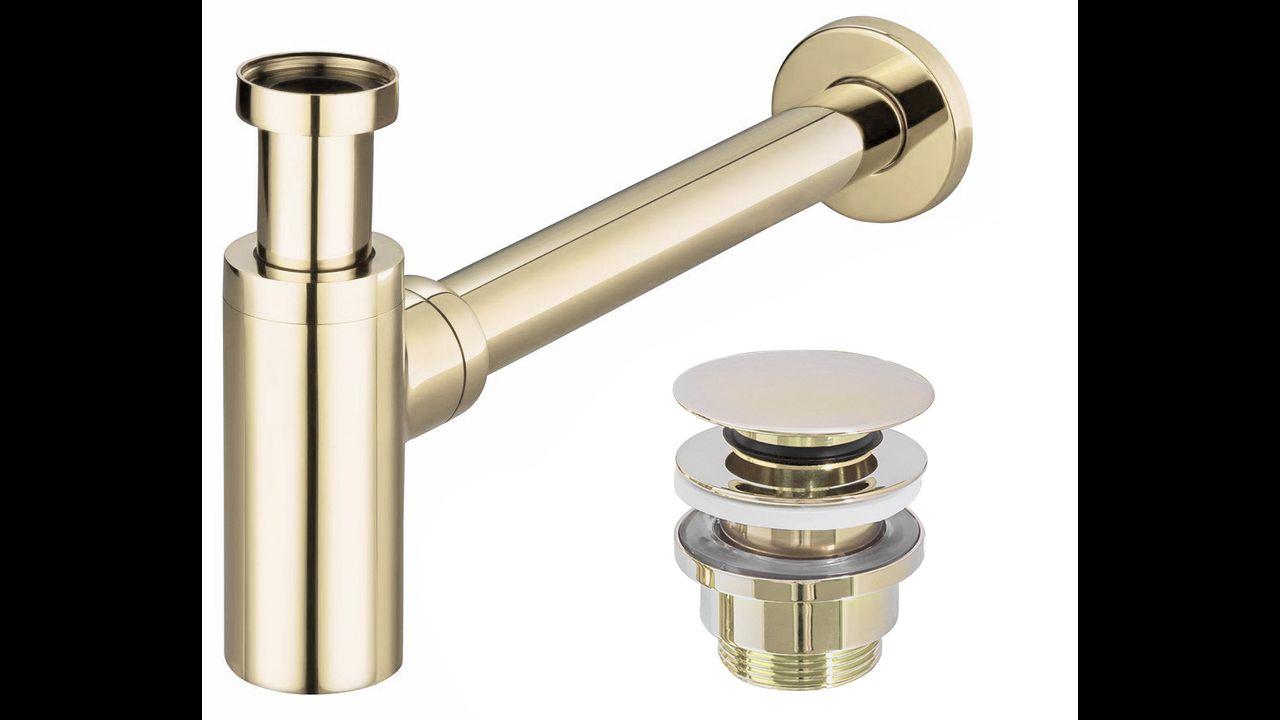Syfon łazienkowy – mały element o dużym znaczeniu
